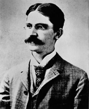 John Dewey, head of the department of Philosophy and Psychology at the University of Chicago (1894-1904)