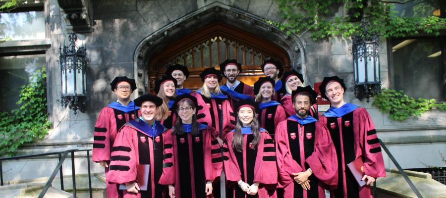 University of Chicago Department of Psychology graduates